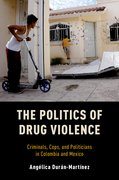 Cover for The Politics of Drug Violence
