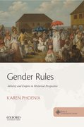 Cover for Gender Rules