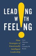 Cover for Leading with Feeling