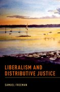 Cover for Liberalism and Distributive Justice