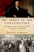 Cover for The Spirit of the Constitution