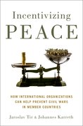 Cover for Incentivizing Peace