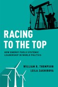 Cover for Racing to the Top