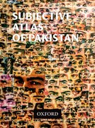 Cover for Subjective Atlas of Pakistan