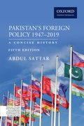 Cover for Pakistans Foreign Policy 1947-2019