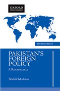 Cover for Pakistans Foreign Policy