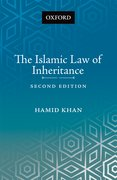 Cover for The Islamic Law of Inheritance