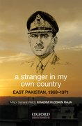 Cover for A Stranger in My Own Country