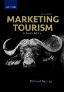 Cover for Marketing Tourism in South Africa