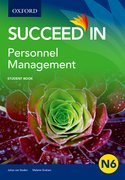 Cover for Personnel Management N6 Student Book