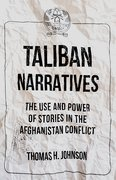 Cover for Taliban Narratives