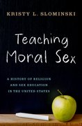 Cover for Teaching Moral Sex