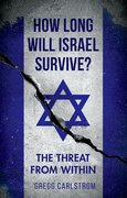 Cover for How Long Will Israel Survive? - 9780190843441