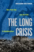 Cover for The Long Crisis