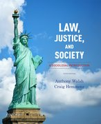 Cover for Law, Justice, and Society: A Sociolegal Introduction