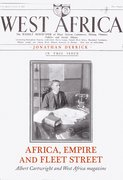 Cover for Africa, Empire and Fleet Street