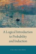 Cover for A Logical Introduction to Probability and Induction