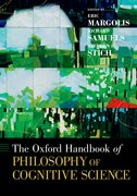 Cover for The Oxford Handbook of Philosophy of Cognitive Science - 9780190846213