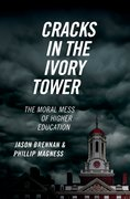 Cover for Cracks in the Ivory Tower - 9780190846282