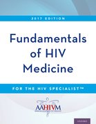 Cover for Fundamentals of HIV Medicine 2017 - 9780190847098
