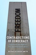 Cover for Contradictions of Democracy
