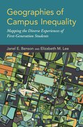 Cover for Geographies of Campus Inequality