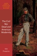 Cover for The Civil War Dead and American Modernity
