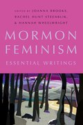 Cover for Mormon Feminism