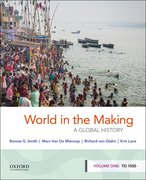 Cover for World in the Making