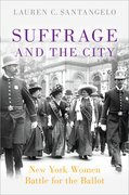 Cover for Suffrage and the City