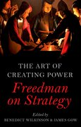 Cover for The Art of Creating Power