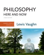 Cover for Philosophy Here and Now