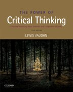 Cover for The Power of Critical Thinking