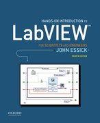 Cover for Hands-On Introduction to LabVIEW for Scientists and Engineers