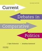 Cover for Current Debates in Comparative Politics