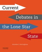 Cover for Current Debates in the Lone Star State