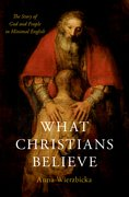 Cover for What Christians Believe