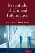 Cover for Essentials of Clinical Informatics