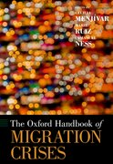 Cover for The Oxford Handbook of Migration Crises