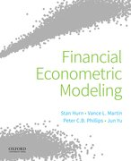Cover for Financial Econometric Modeling