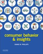 Cover for Consumer Behavior and Insights