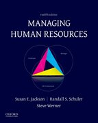 Cover for Managing Human Resources