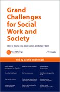 Cover for Grand Challenges for Social Work and Society