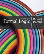 Cover for Introduction to Formal Logic