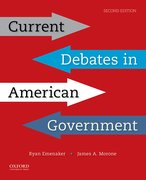 Cover for Current Debates in American Government