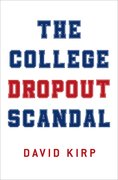 Cover for The College Dropout Scandal