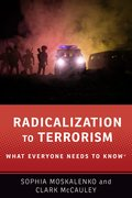Cover for Radicalization to Terrorism - 9780190862589