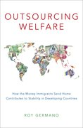 Cover for Outsourcing Welfare