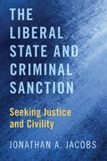 Cover for The Liberal State and Criminal Sanction