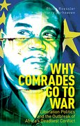 Cover for Why Comrades go to War